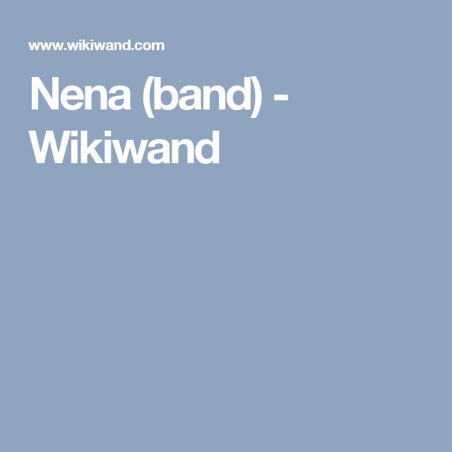 Nena (band) - Wikiwand