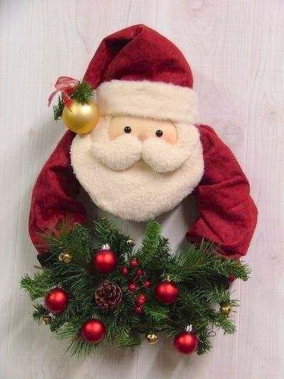 Noel para puertas.