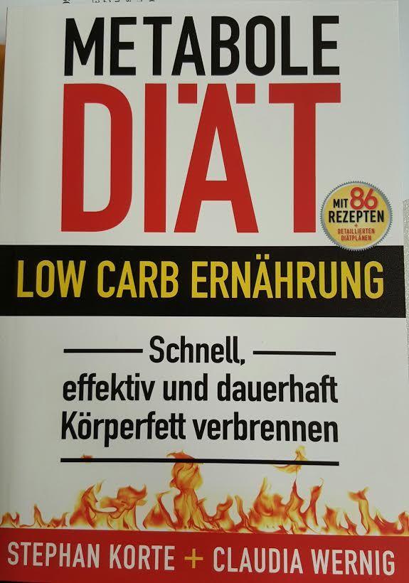 Metabole Diät, Neuauflage 2015 nur CHF 26.70