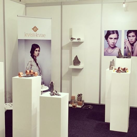 My pictures at the jewelry convention last weekend