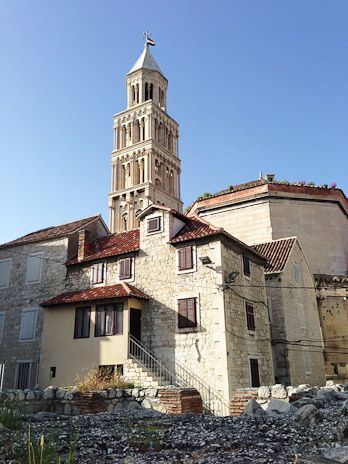 A day trip through Split, Croatia | #split #croatia #shershegoes #travel