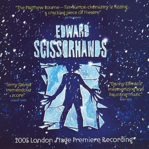 Edward Scissorhands [2006 London Cast] [CD]