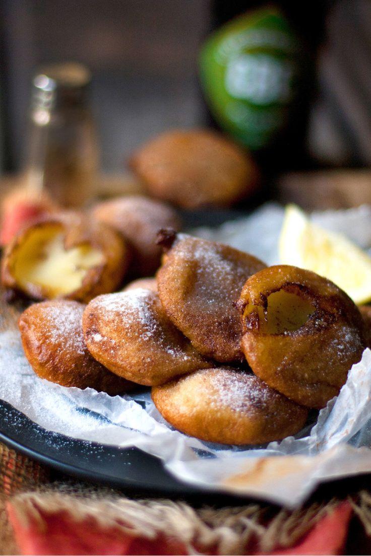Apple fritters  |  German food  |  Crush 34