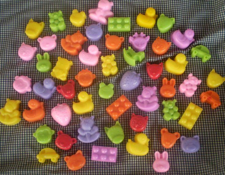 little soaps