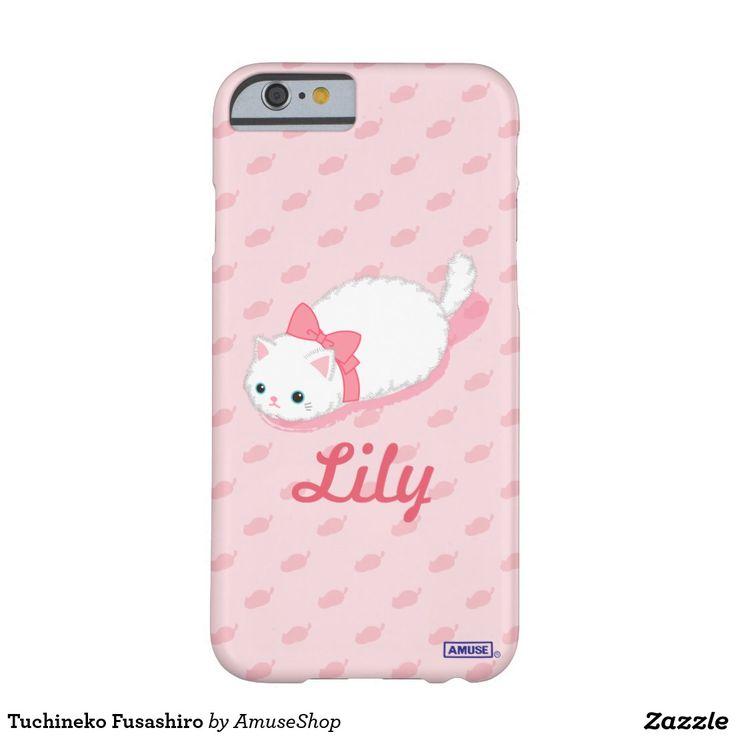 Tuchineko Fusashiro Barely There iPhone 6 Case cat #carcasas #cases