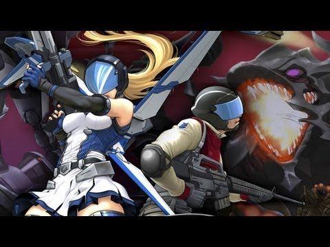 EARTH DEFENSE FORCE 2017 PORTABLE review for PlayStation Vita - http://freetoplaymmorpgs.com/playstation-vita/earth-defense-force-2017-portable-review-for-playstation-vita
