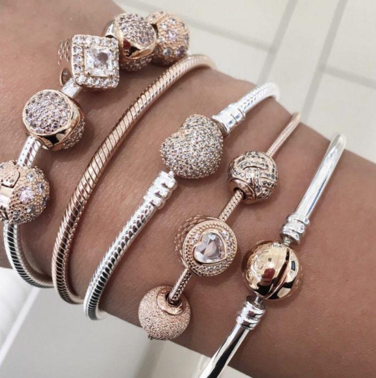 Pandora Charms Bracelets: 4633 Best PANDORANISTA Images On Pinterest