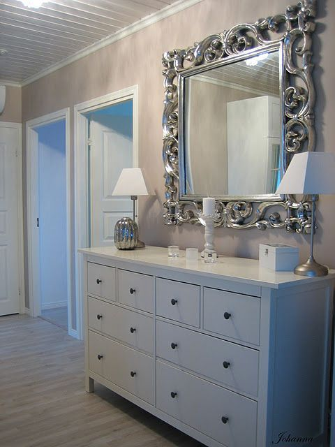 Simple Yet Stylish Ikea Hemnes Dresser Ideas For Your Home                                                                                                                                                      More