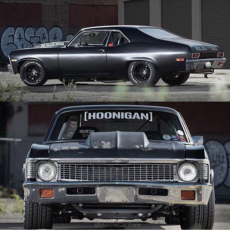 """1972 Chevy Nova"