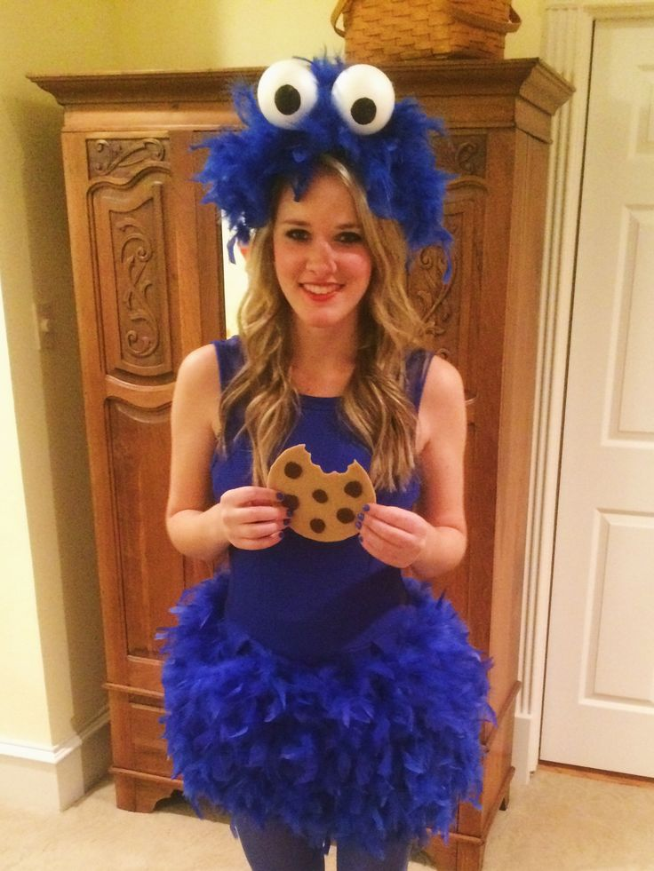 Best 25+ Cookie Monster Costumes ideas on Pinterest ... Homemade Cookie Monster Halloween Costume