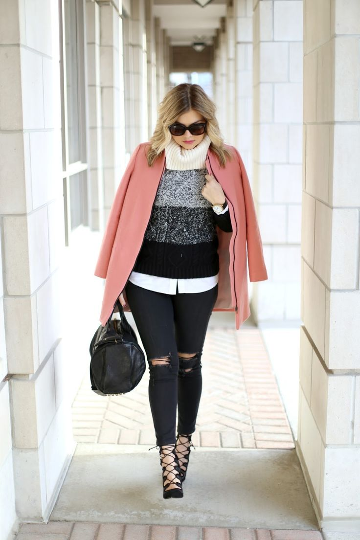 Sweater Weather with RW&CO ~ Suburban Faux-Pas