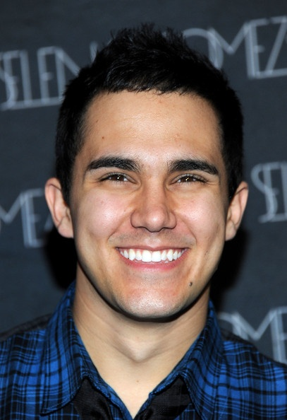 carlos pena | Carlos Pena Carlos Pena of Big Time Rush arrives at Selena Gomez's 2nd ...