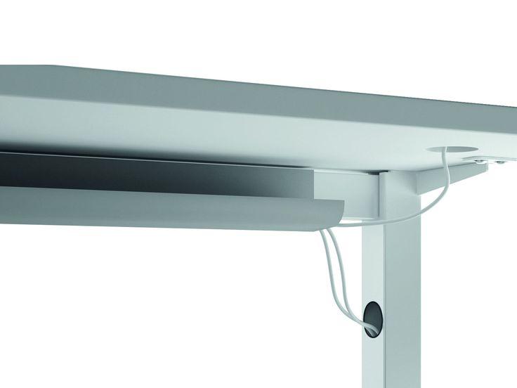Goulotte horizontale pour bureau individuel ETNER