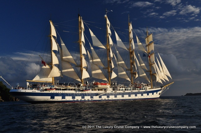 Royal Clipper More info here http://www.theluxurycruisecompany.com/ships/star-clippers-cruises/royal-clipper/