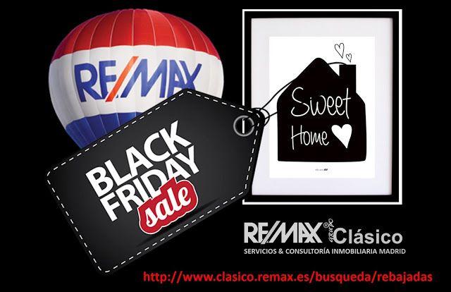 ¿Preparado para el Black Friday INMOBILIARIO? MÁS DE 3000 INMUEBLES REBAJADOS !!! Entra ahora : http://www.clasico.remax.es/busqueda/rebajadas  #BlackFriday #REMAXClásico #Madrid #INMOBILIARRIA