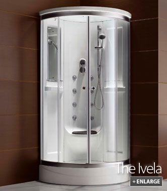 about steam saunas spa showers bathroom on pinterest steam