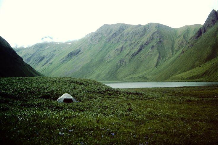 Matach Valley, near Wrengall Point, Attu Island, Alaska