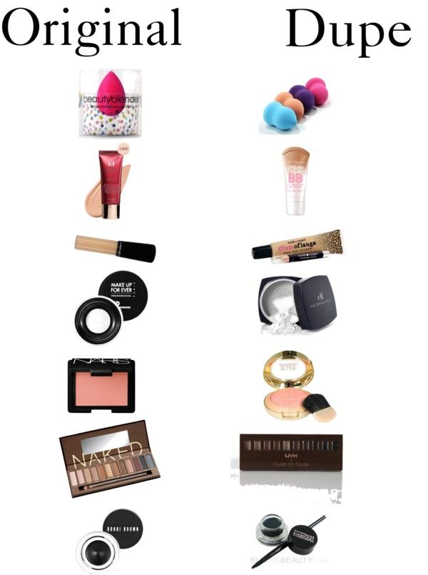 Perfect List of Dupes