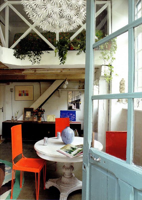 """CONCEPT ----- coffee bar in your house. """"El Arquibar"""" : La Traviesa de Conde Duque, Madrid"""