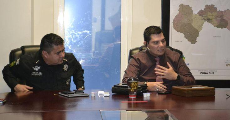Mandos policiacos se reúnen para concretar acciones y fortalecer estrategia de seguridad para garantizar el orden público | El Puntero