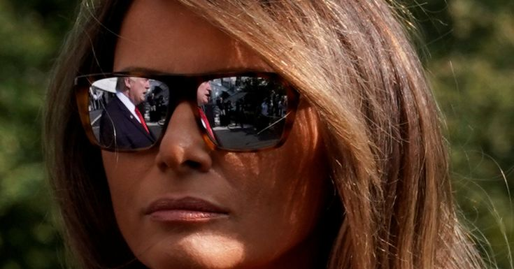 Melania Trump's Davos Cancellation A 'Subliminal Message' To Donald: Historian   HuffPost