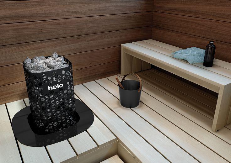 Kokoro-laudemallistolla saunasta uudenlainen rentoutumistila.