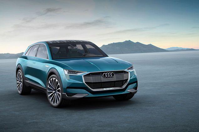 IAA 2015 Audi Neuheiten: Alles auf Anfang - GQ