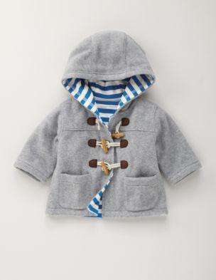 Baby boy jacket, SO cute!