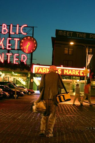 pike place market, so many memories & good times here...