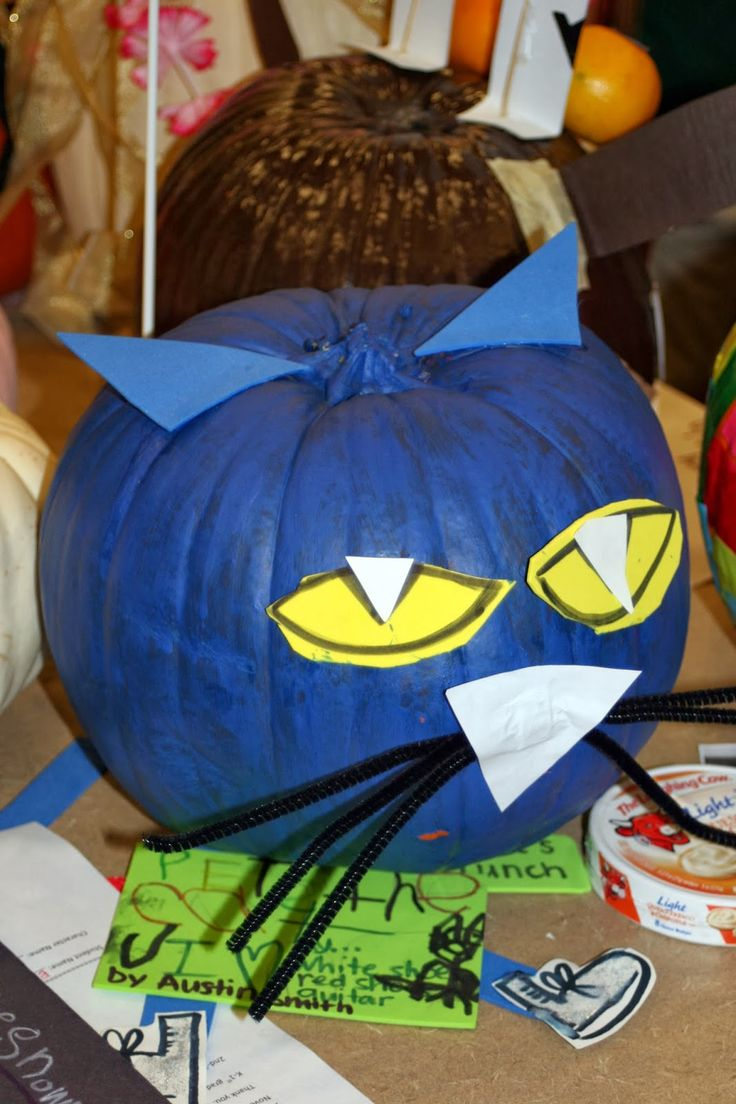 35 best Great ideas to decorate pumpkins! images on Pinterest
