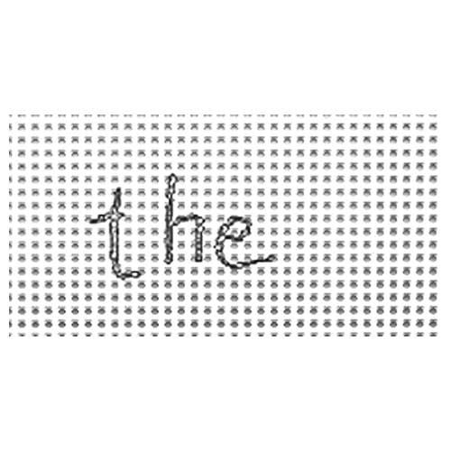 Tactile screens for green concepts and red words | OG ...