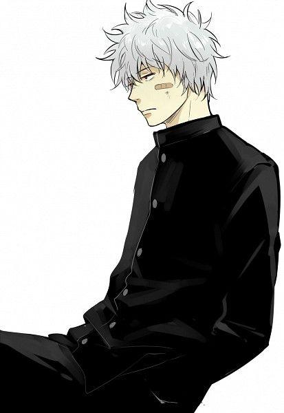 Sakata Gintoki   Gintama   ♤ #anime ♤