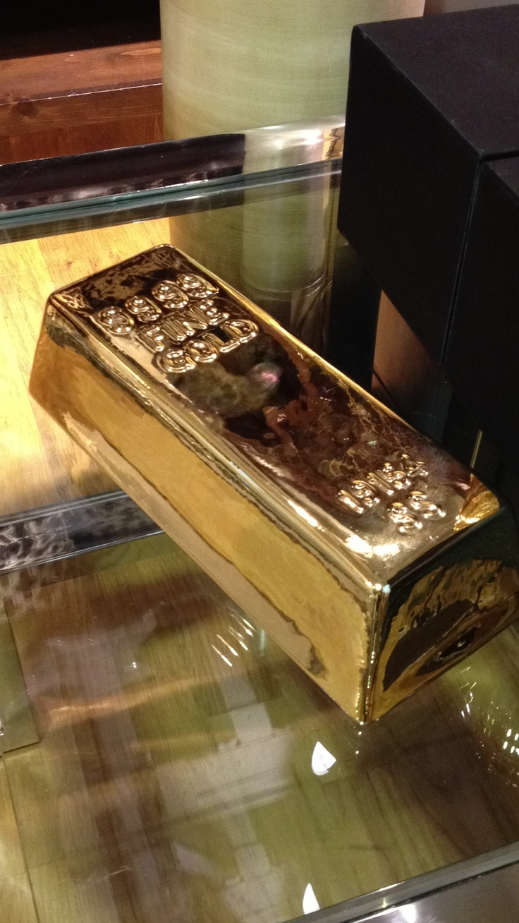 The gold standard....: Gold Rush, Gold Diggers, Gold Standards