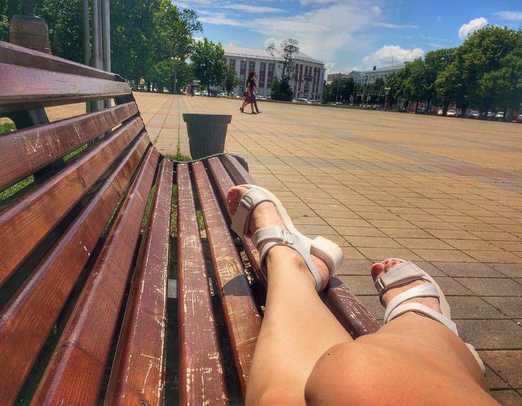 31 отметок «Нравится», 1 комментариев — ⭐Alenka⭐️ Moscow (@alenkaway) в Instagram: «Горю горю, загореть хочу 😎☀️ давай Майкоп, жги на этой неделе, не подведи! )»