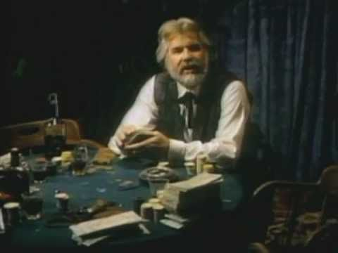 Kenny Rogers - The Gambler [Original Video-Edit] 1978