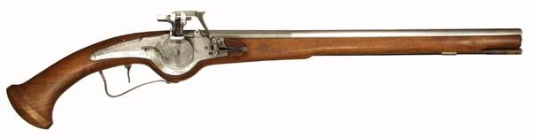 The Rifle Shoppe, Inc. - Wheellock - Early Germanic Wheellock Pistol (623)