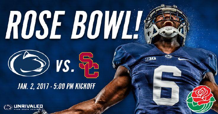 USC vs Penn State Rose Bowl live stream