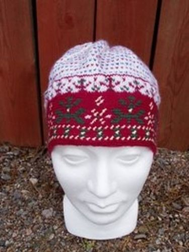 Ravelry: Korsnas hat course pattern by Marianne Kuokkanen. This technique is a combination of knitting and crochet. It's not only a pattern, but instructions on how you can design a Korsnäs hat yourself.