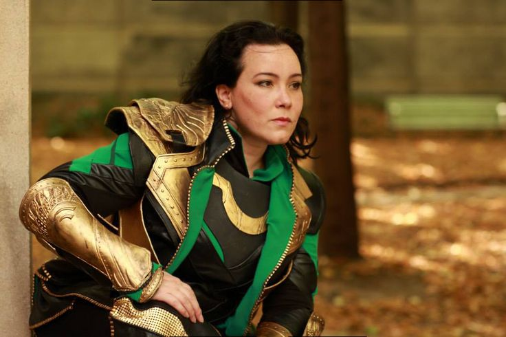 Loki cosplay by Ephiria Costumes Photo by Odin Cosplaygraph