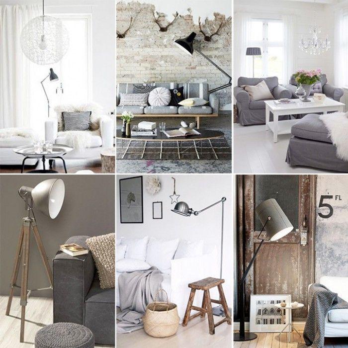 Stoere vloerlampen: een blikvanger voor elk interieur