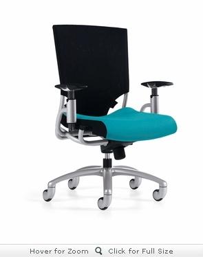 Captivating Global Ride Ergonomic Chair