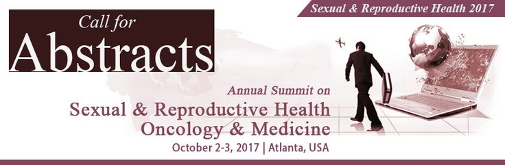Pulsus welcomes you to attend the Annual Summit on Sexual & Reproductive Health, Oncology & Medicine during October 2-3, 2017 in Atlanta, USA.  Call for Abstracts: http://reproductive.cmesociety.com/call-for-abstracts