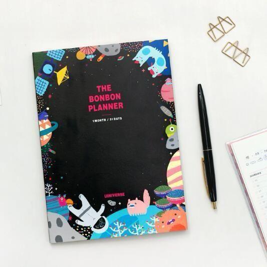 The Bonbon Planner