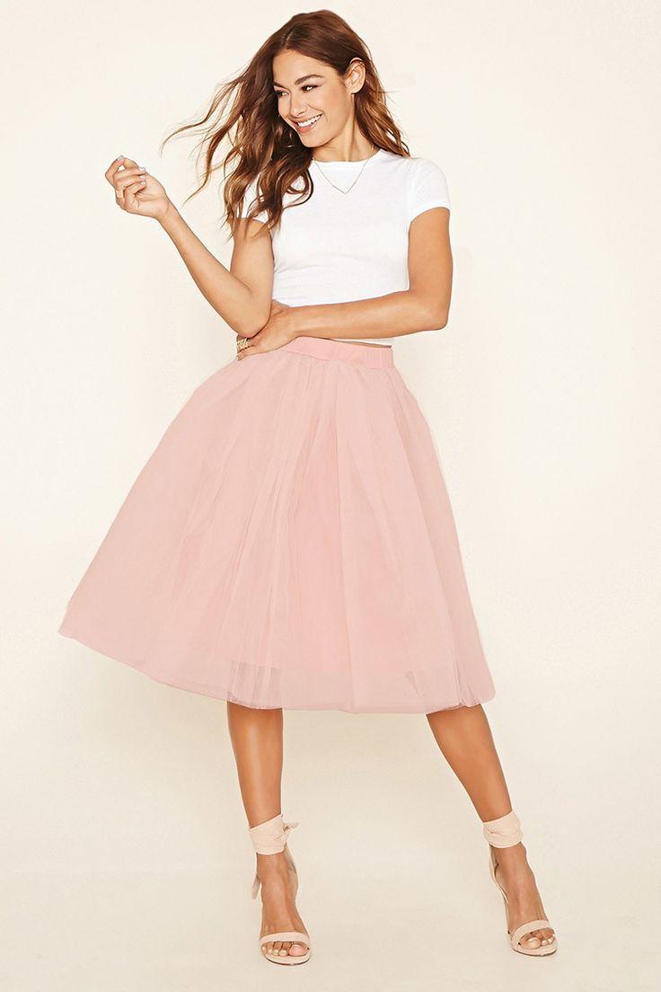 Rare London Tulle Skirt - Rare London - 2000219634 - Forever 21 EU English