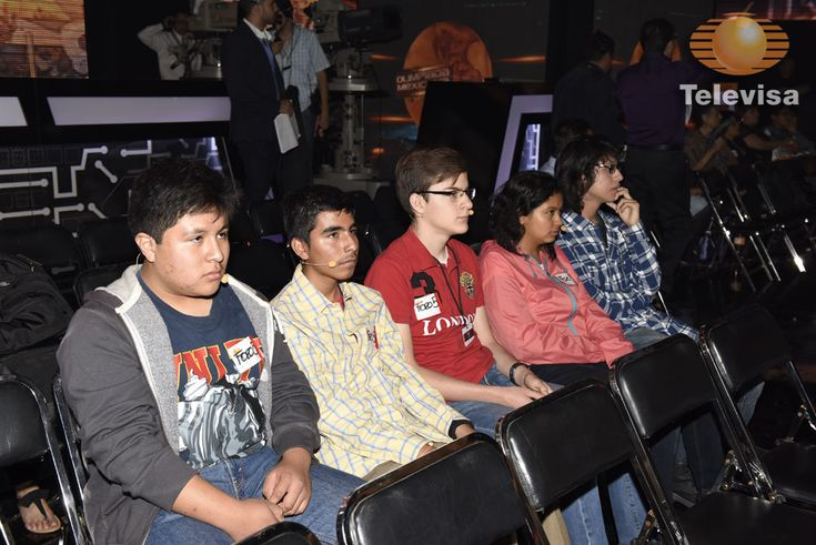 Detrás de cámaras: ¡Ensayo con los jóvenes de la Olimpiada Mexicana de Historia!