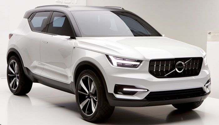 With just $600 per month, anyone can own Volvo XC40 crossover SUV #Car #Automobile