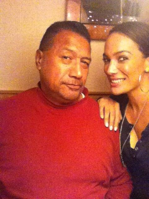 Nia Jax & Her Dad | Wwe Family | Wwe couples, Wwe ...
