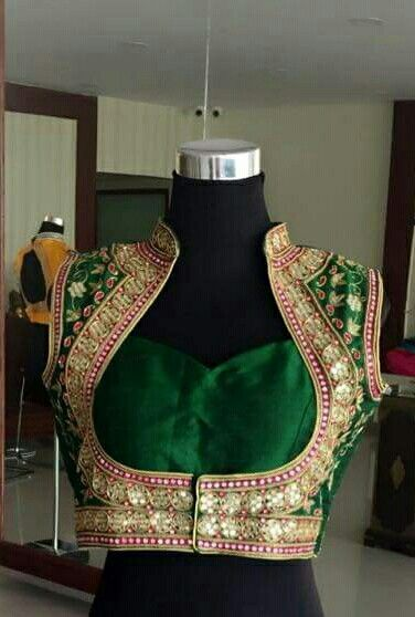 For touch of royalty #blouse