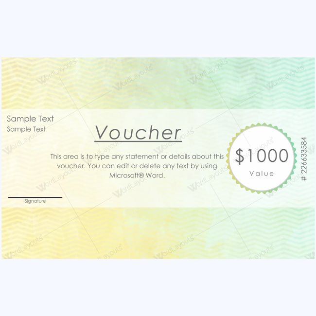 47 best Gift Certificate Templates images on Pinterest Gift - examples of gift vouchers