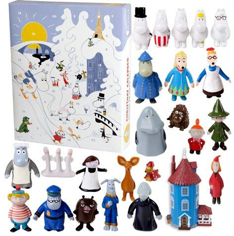 Moomin Christmas Advent Calendar